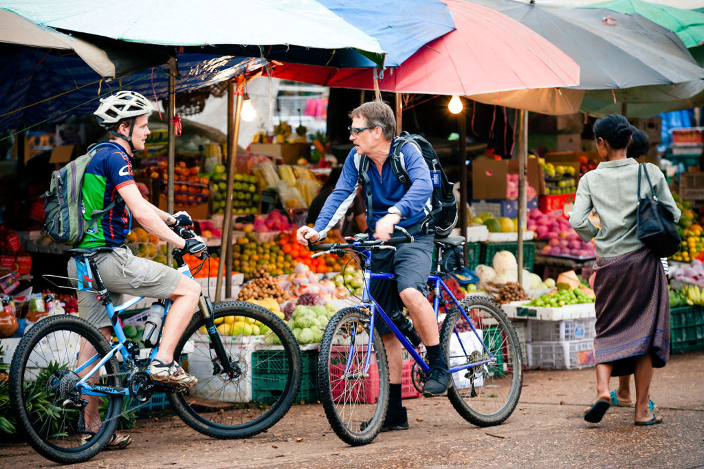 Pakse City Cycling Tour | Southern Laos, Charming by Nature