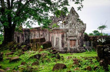 Vat Phou Temple in Champasak