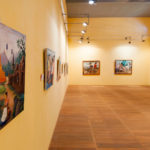 Laos Wind Trace Art Museum