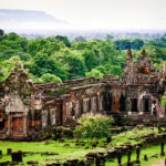 Vat Phou Temple a World Heritage site
