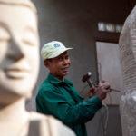 Ban Don Khor, Buddha Stone Carvers village