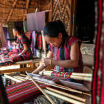 The Katou Weavers of Ban Houay Houn