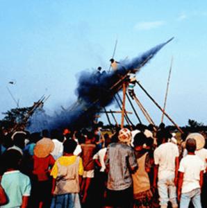 Rocket Festival - Boun Bang Fai